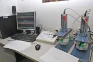 VHL Č Budějovice - pracoviště radiochemie