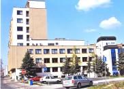 VHL Plzeň - budova laboratoří a provozní budova závodu Berounka