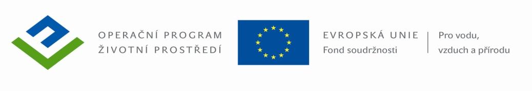 OPŽP, EU - Fond soudržosti